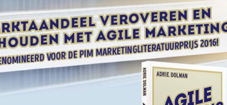 Genomineerd voor PIM Marketing Literatuurprijs 2016!