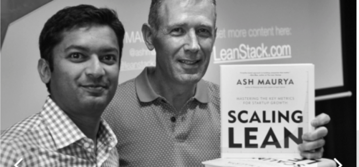Scaling Lean met Ash Maurya